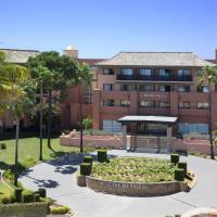 DoubleTree by Hilton Islantilla Beach Golf Resort, hotel en Islantilla