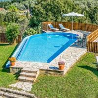 villa secret parfadise corfu