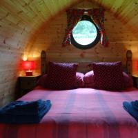 Woodbatch Camping & Glamping, отель в городе Бишопс-Касл