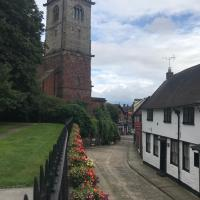 Wesley House Shrewsbury Town centre