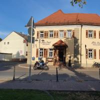 Hotel Gasthof Alte Post, hotel in Rheinhausen