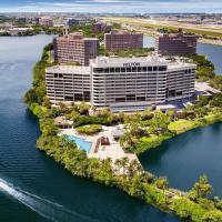 Hilton Miami Airport Blue Lagoon, hôtel à Miami près de: Aéroport international de Miami - MIA