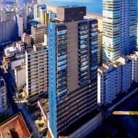 IBIS Budget Santos Gonzaga, hotel em Santos