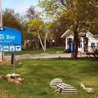 Mountain View Motel & Cottages, hotel in Pleasant Bay