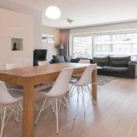 Appartement Nieuwpoort-Bad met garage