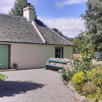 The Cottage; a gorgeous Highland getaway