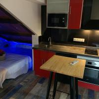 Studio in a penthouse on the border :), hotell nära Gibraltar internationella flygplats - GIB, La Línea de la Concepción