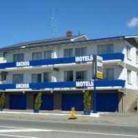 Anchor Motel, hotel di Timaru