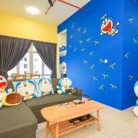 Manhattan Doraemon Suite by Nest Home at Austin Heights