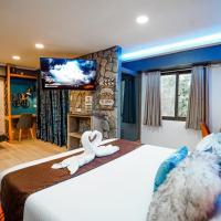 CLOCKWORKORANGE Luxury Suites, hotel near Mactan Cebu International Airport - CEB, Mactan