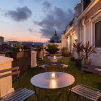 Hôtel Byakko Nice, hotel din Nisa