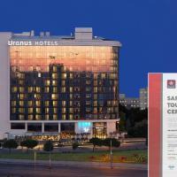 Uranus Istanbul Topkapi, hotel in Istanbul
