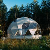Glamping Drzwi Do Lasu