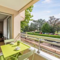 Beautiful 1-bedroom w balcony and garden near Lyons city center Welkeys