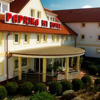 Paprika M1 Hotel, Hotel in Hegyeshalom