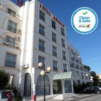 Hotel Monaco, hotel in Faro
