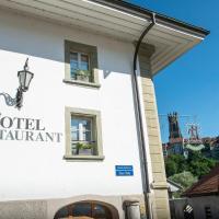 Le Sauvage, отель в городе Фрибур