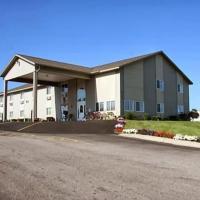 American Host Inn, hotel in Hart