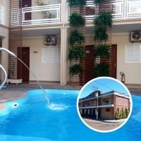 Casagrande Olímpia Hotel, hotel em Olímpia
