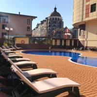 Отель Аркадия