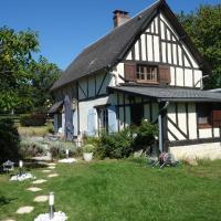 Le cottage du Coudray, gîte avec chalet sauna
