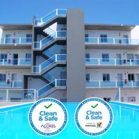 Whalesbay Hotel Apartamentos, hotel in Capelas