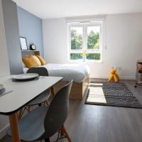 Modern Studio Apartment Aberdeen