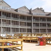 Resort Inn With Dramatic Sunset Views in Garden City Beach