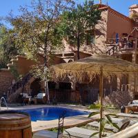 Riad Des Vieilles Charrues, hotel in Boumalne Dades