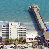 Tranquil Oceanfront Resort Vacation Suites in Garden City Beach