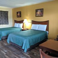Cheerio Inn - Glennville, hotel in Glennville