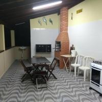 Chalé Villa das Mostardas, hotel in Monte Alegre do Sul