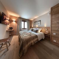 Hotel Les Flocons, hôtel à Les Deux Alpes