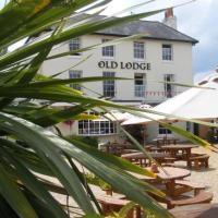 OYO The Old Lodge, hotel in Gosport