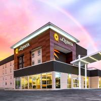 La Quinta Inn & Suites by Wyndham Spokane Downtown, hotel in Spokane