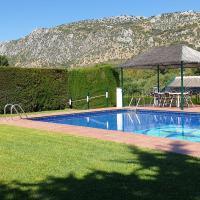 Casa Rural Huerta Vallejo, hotel en Ronda