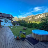 Family B&B Le Vieux Chalet, hotel in Chateau-d'Oex