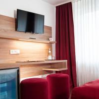 LeoMar Flatrate Hotel, отель в Ульме