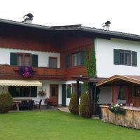 Ferienwohnungen Panoramablick, Hotel in Sankt Ulrich am Pillersee