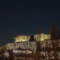 Best Acropolis apt view in the center of Athens