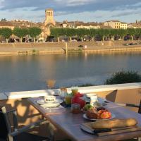 Les jardins de la Saône
