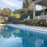 Villa with 6 bedrooms in Mogadouro with private pool terrace and WiFi, hotel in Mogadouro