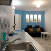 Studio Central Blue