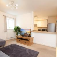 OPP Apartments HW -Contractors, M5 link, Sowton, Exeter City, free parking&Wifi