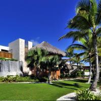 Golf Villa Bali Style 5br On Punta Espada with 2 Maids and 2 Golf Cars