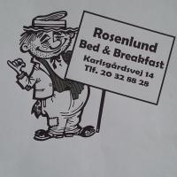 Rosenlund Bed and Breakfast, hotel i Helsingør