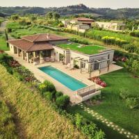 Villa I Bianchi 2, hotel in Castelfalfi