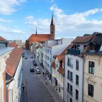 City-Ferienwohnung-Stendal, Hotel in Stendal