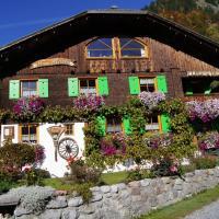 Haus Älpele, hotel in Klösterle