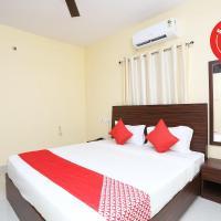 OYO 40638 Hotel Turmeric Leaf, hotel in Bhubaneshwar